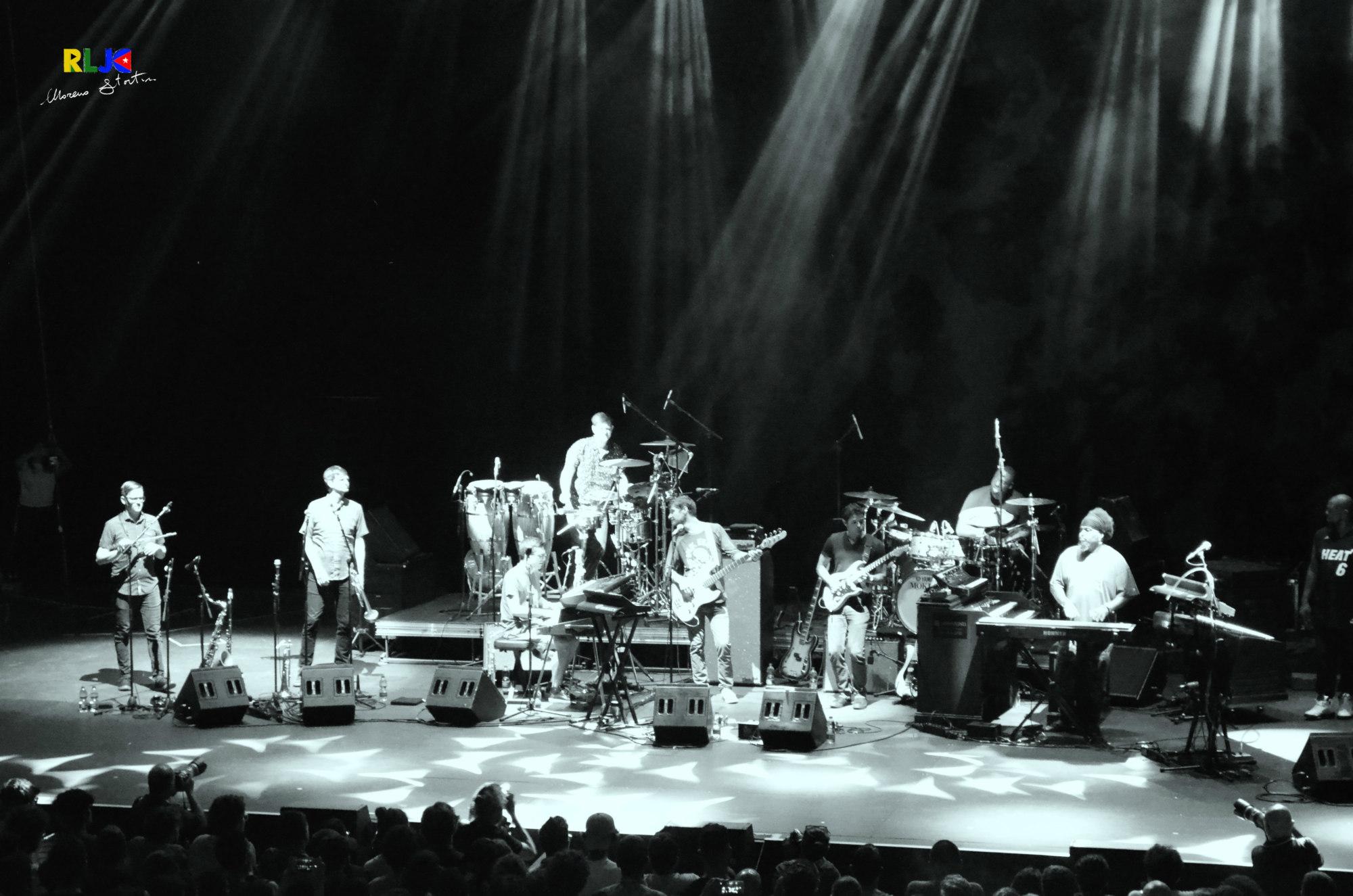 Snarky Puppy - 07.07.2018 Roma - Auditorium Parco della Musica