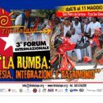 Dal 7 all'11 maggio verrà presentato a Roma il Forum Timbalaye 2014
