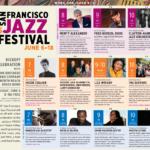 Il programma del San Francisco Jazz Festival 35° edizione 2017 – dal 6 al 18 giugno