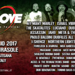 ONE LOVE WORLD REGGAE FESTIVAL – 2017