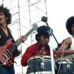 Latinos a Woodstock