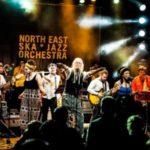 North East Ska Jazz Orchestra, il jazz incontra il reggae