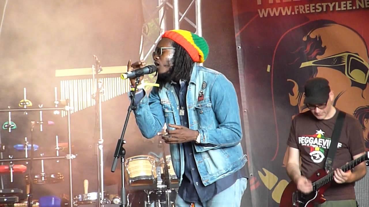 reggae jam 2018