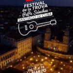"""Festival de la Trova """"Pepe Sánchez"""" Dal 15 al 19  marzo  2018 a Santiago de Cuba."""