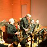 La sera di Bruno Biriaco & Saxes Machine alla Casa del Jazz